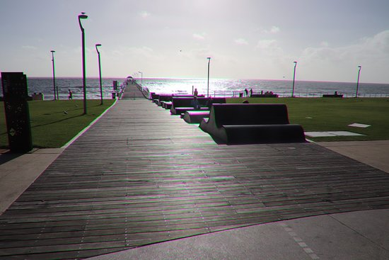 Henley Square: The boardwalk