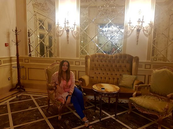 Hotel Bristol Odessa: Lobby