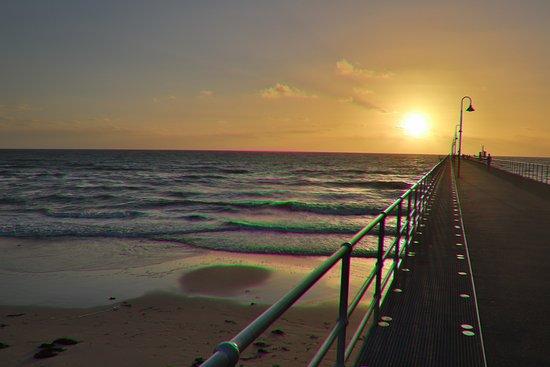 Glenelg Pier: Last view