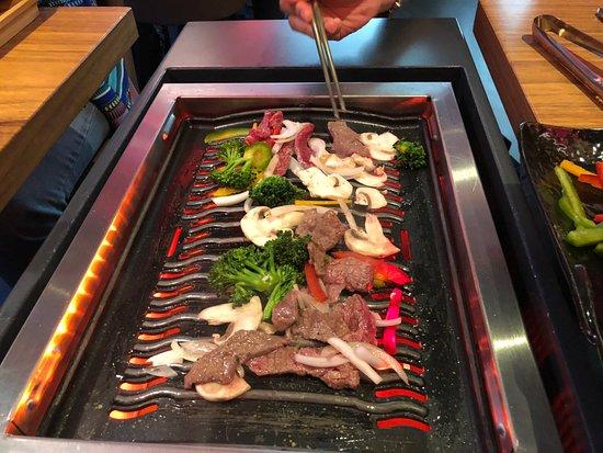 Yori: Barbecue