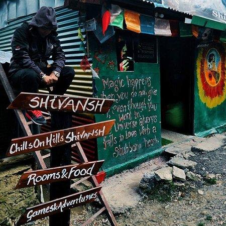Chopta, India: Shivansh Cafe n Resto