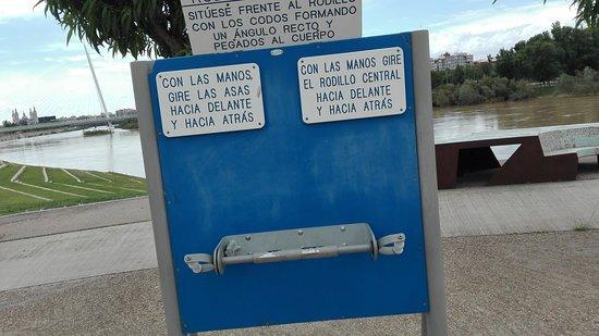 Parque del Agua: Pabellón