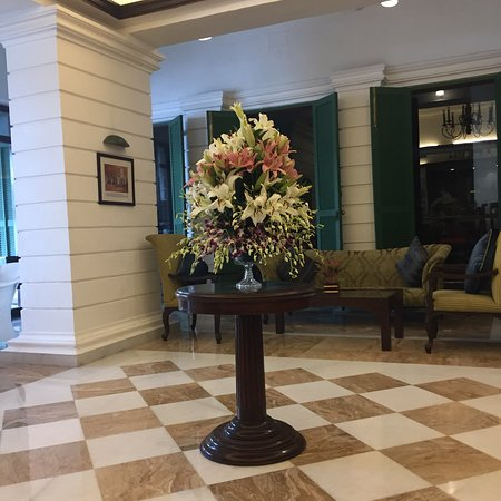 Jehan Numa Palace Hotel Foto