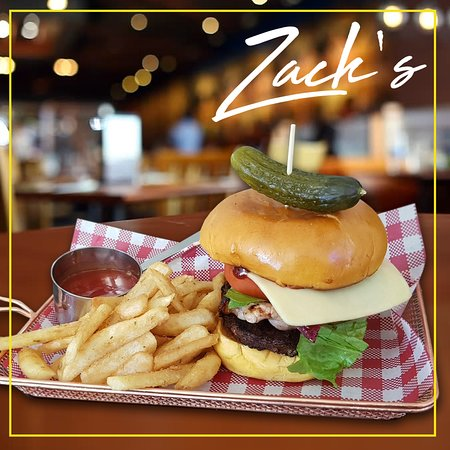Zack's Toowoomba - $14.90 Lunch Specials
