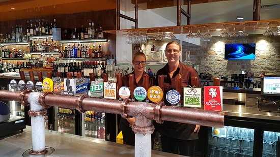 Zack's Toowoomba - 16 draughts on tap