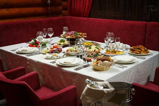 Temryuk, Russia: Ресторан Белуга