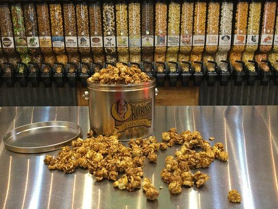 Pop Korn's Gourmet Popcorn