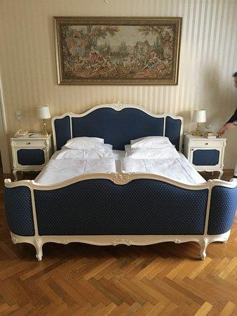 Hotel Ambassador: Our suite
