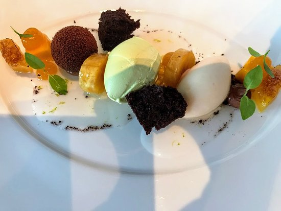 Lafleur: Dessert