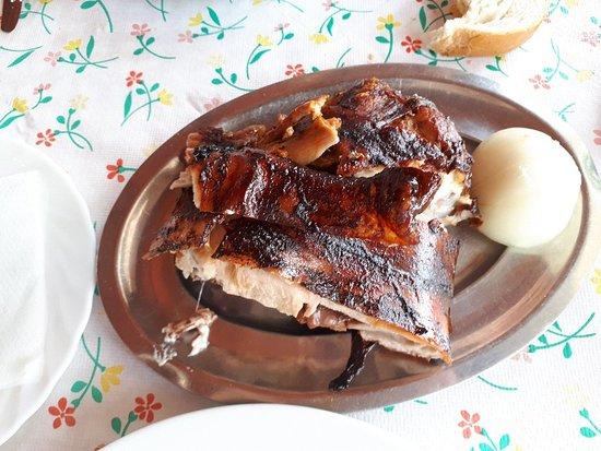 Super Spanferkel Und Auch Mal Lamm Vom Grill Picture Of Santa Barbara Savudrija Tripadvisor