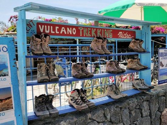Vulcano Porto, Italy: Nolo Sprint da Luigi