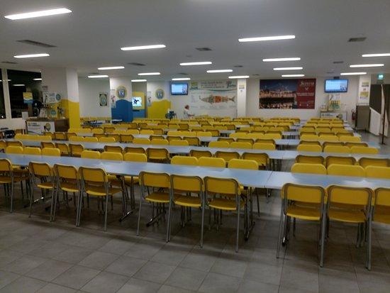 PesceAzzurro Rimini: interni