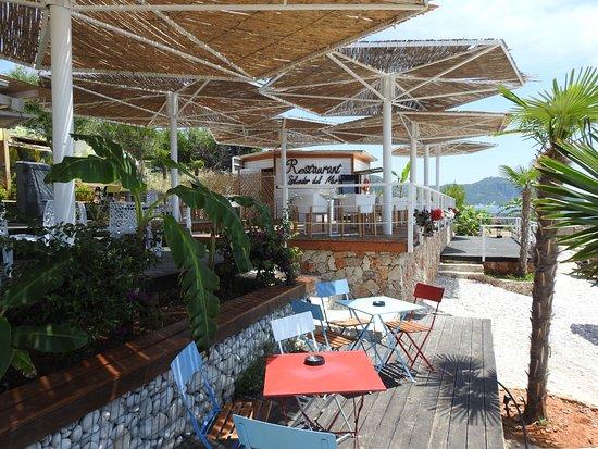 Splendor del Mar Beachbar & Restaurant: Beachbar