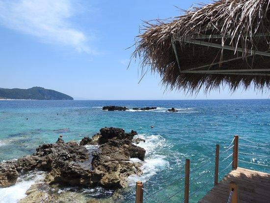 Splendor del Mar Beachbar & Restaurant: Sea site