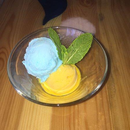 Bouquet Coffee Room: Настоящее итальянское мороженое