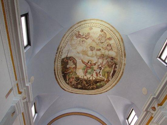 Oratorio dei Disciplinati di Santa Caterina: volta