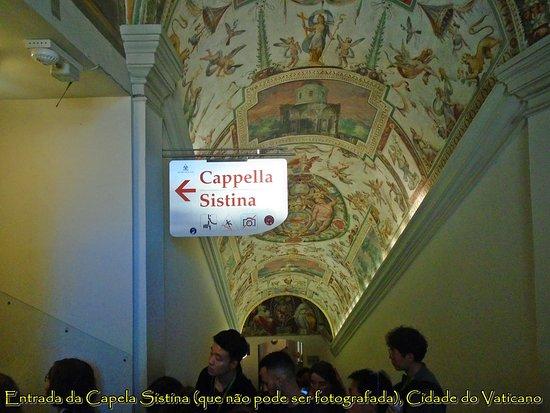 Sistine Chapel: Capela Sistina, Cidade do Vaticano