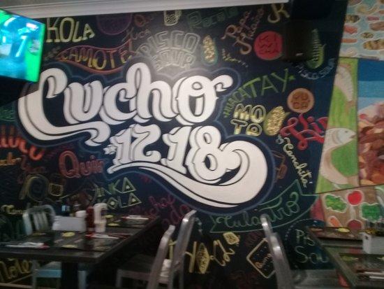 Don Cucho: agradable