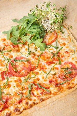 Pizza Rollio: Margherita Pizza