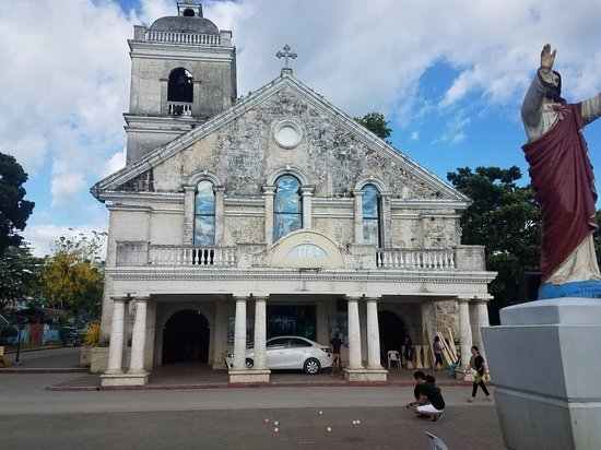 Palompon, Philippinen: St Francis Xavier Church
