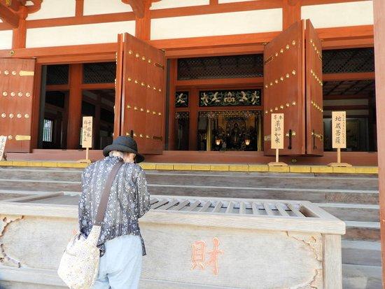 Motsu-ji Temple: 毛越寺本堂