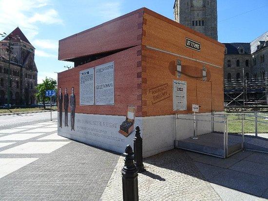 """Szyfrokontener """"Museum of Enigma"""""""