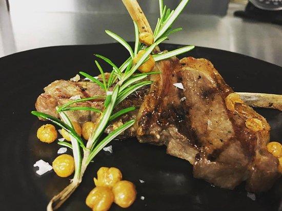 La Taberna Leeds: Lamb Cutlets