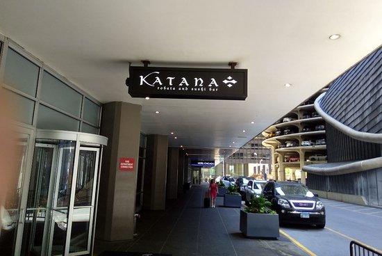 写真Katana Chicago枚