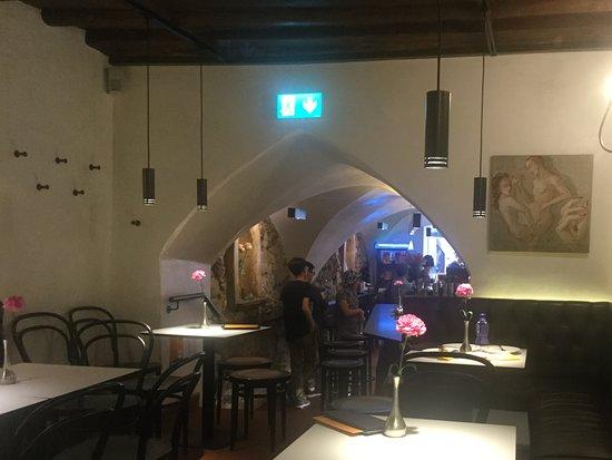 Strudel-Cafe Kröll: Lokal