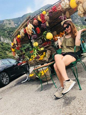 Amalfi Coast Tour: 1ST STOP