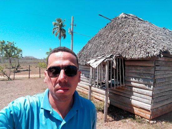 Playa Larga: Casa de campesinos carboneros