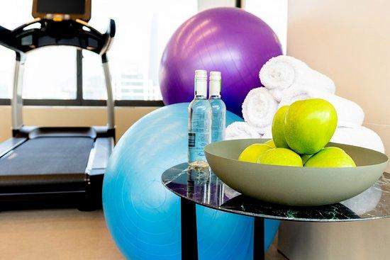Hyatt Centric Las Condes Santiago: Fitness Center