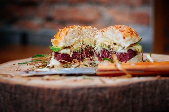 写真Veggie Raw Burger N Bar枚