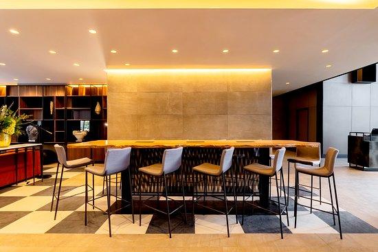 Hyatt Centric Las Condes Santiago: Lobby