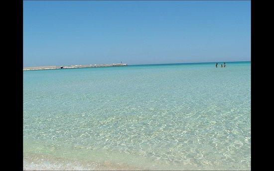 Mazzara Transfert: Spiaggia di San Vito Lo Capo