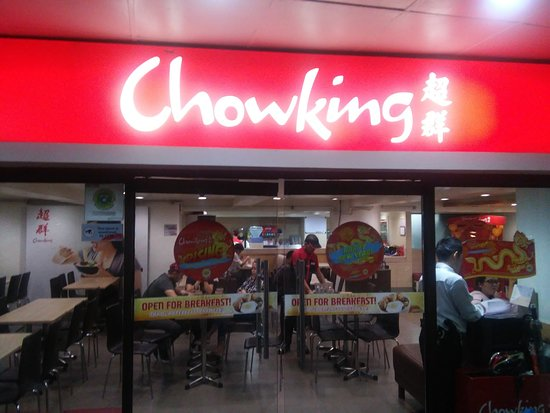 Chow King: Front