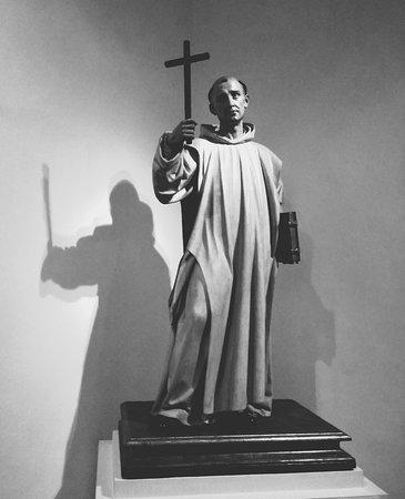 Monumento a Juan Martinez Montanes: Obra del escultor en el Museo de Bellas Artes de Sevilla.