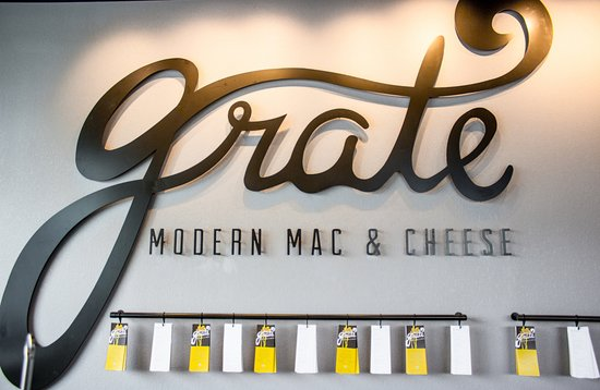 Grate Modern Mac & Cheese Picture