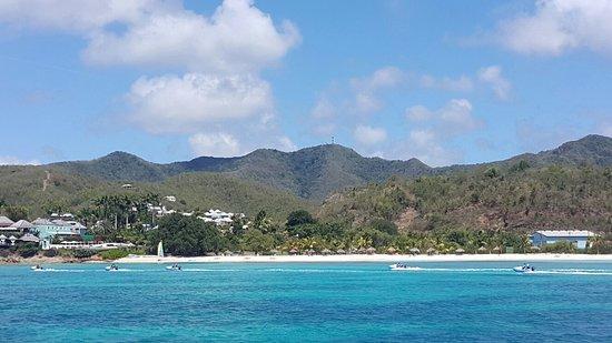 Catamaran Sailing Antigua