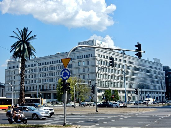 Palma na Rondzie De Gaulle'a