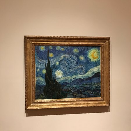 现代艺术博物馆照片