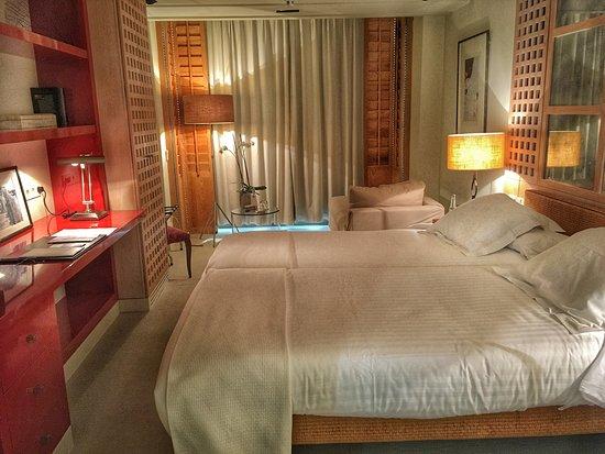 Club Maritimo de Sotogrande: Vista de la habitación