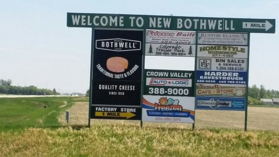 Welcome to New Bothwell