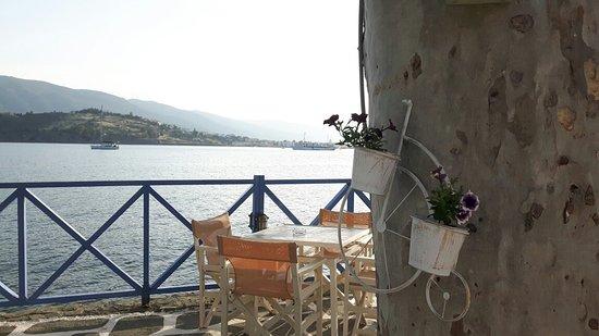 Evriali Seaside Restaurant : Restaurant Evrialli