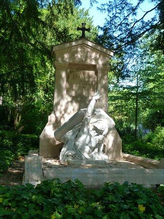 Cimetière de la Madeleine Image