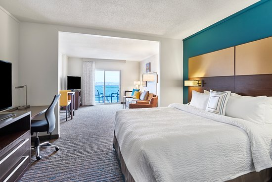 Residence Inn by Marriott Ocean City : Studio King Suite
