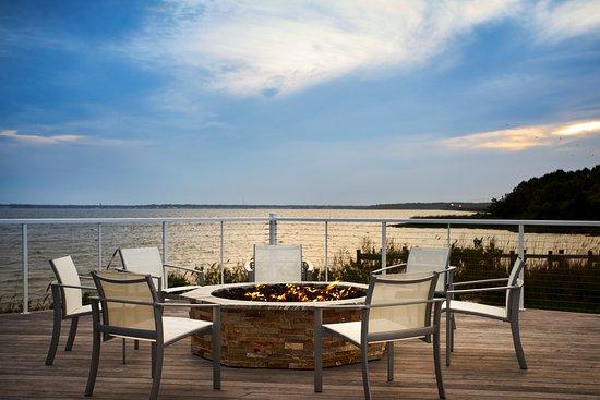 Residence Inn by Marriott Ocean City: Firepit