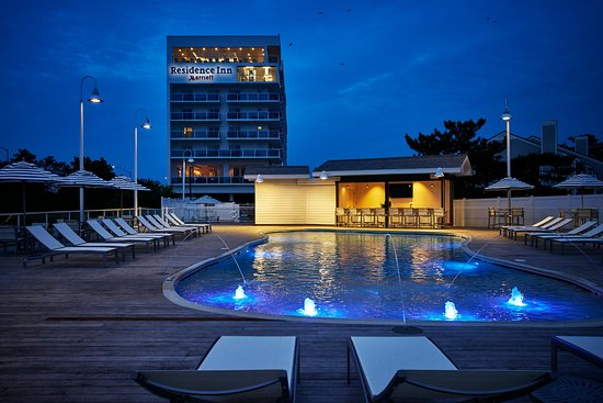 Residence Inn by Marriott Ocean City: Outdoor Pool