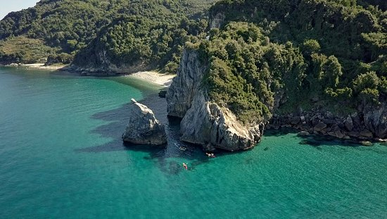 Pelion Secrets Sea Kayaking
