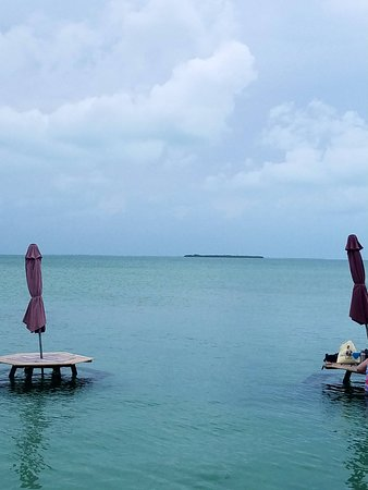 Blue Bayou: View from the deck/dock